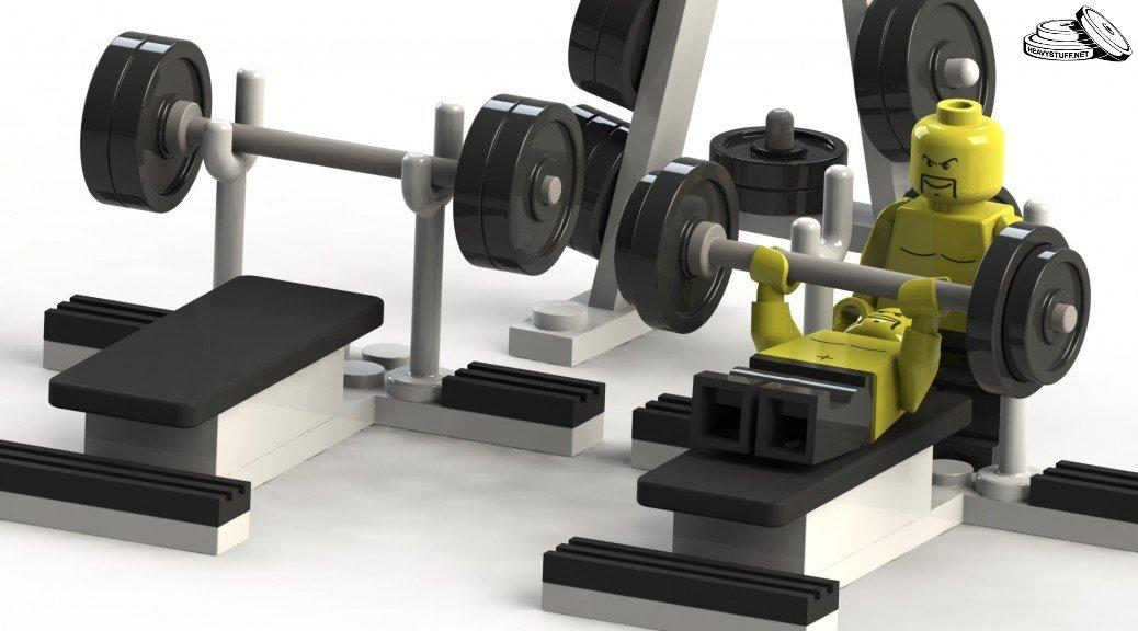 Lego Bodybuilding