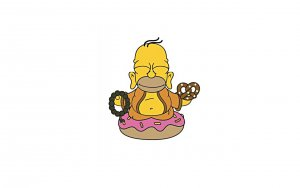 homer-meditating