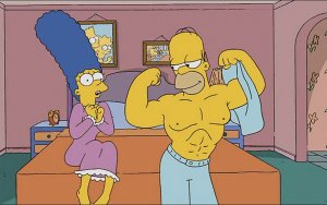 simpson-muscles